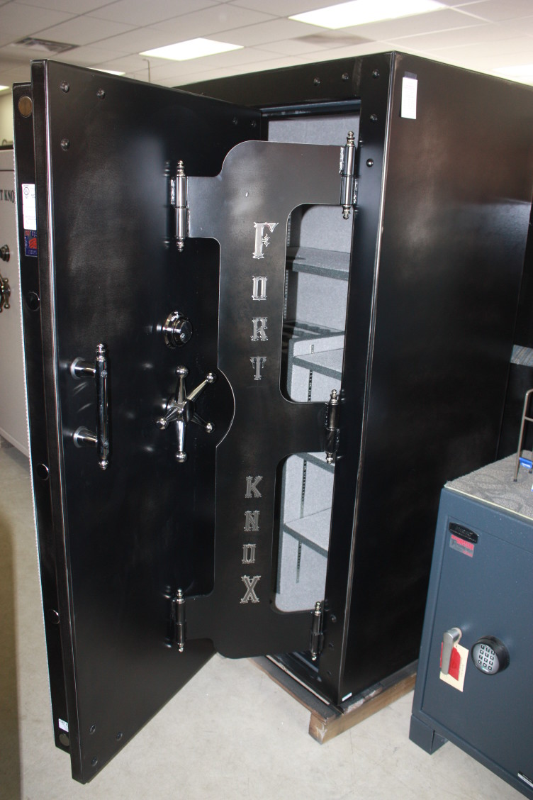 Coolest Gun Safe On The Market From Fort Knox Tom Ziemer